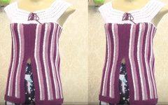 Bata Francine Em Crochê – Material e Vídeo