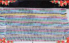 Tapete Indiano Em Crochê – Material e Vídeo