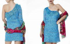Vestido Buenos Aires Em Crochê – Material e Receita