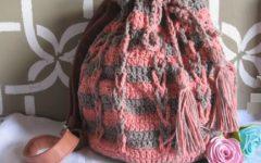 Bolsa Trança Em Crochê – Material e Vídeo