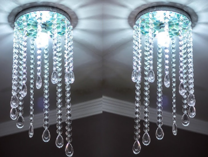 Lustre de Cristal Fácil – Material e Vídeo