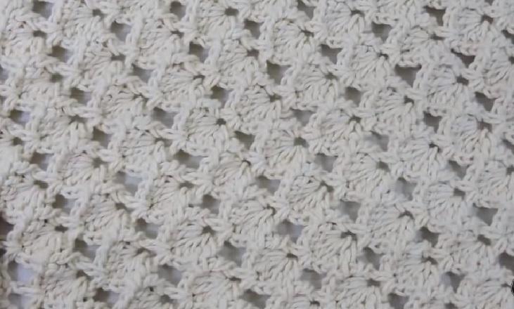 Ponto Relevo Para Tapete Em Crochê – Material e Vídeo