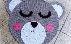 Tapete Ursinho Em Crochê – Material e Vídeo