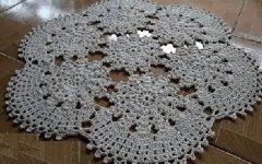 Toalha de Mesa Ciranda Em Crochê – Material e Vídeo