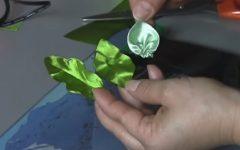 Folhas de Cetim Para Aplicação – Material e Vídeo