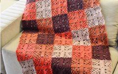 Manta Harmonia Em Crochê – Material e Receita