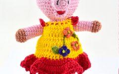 Amigurumi Porquinha Em Crochê – Material e Receita