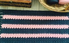 Tapete Espesso Retangular Em Crochê – Material e Vídeo