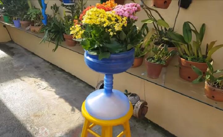 Vaso Com Galão de Água Mineral – Material e Vídeo