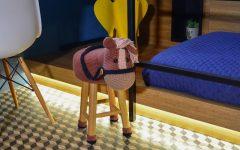 Banquinho Cavalo Em Crochê – Material e Vídeo