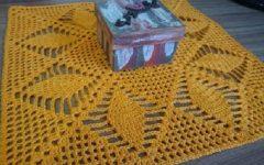 Caminho de Mesa Leydi Em Crochê – Material e Vídeo
