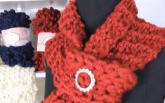 Gola Loop Em Tricô – Material e Vídeo