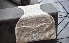Porta Controle Remoto Em Crochê – Material e Receita
