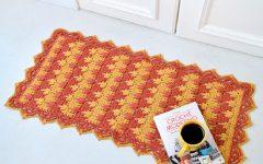 Tapete Pé de Galinha Em Crochê – Material e Receita
