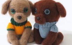 Amigurumi Cachorrinho Paçoca Em Crochê – Material e Vídeo