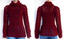 Blusão Amiga Em Crochê – Material e Vídeo