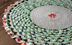 Centro de Mesa Esmeralda Em Crochê – Material e Receita