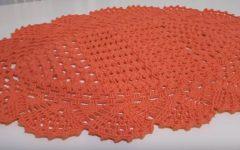 Tapete Coral Em Crochê – Material e Vídeo