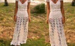 Vestido Longo Em Crochê – Material e Vídeo