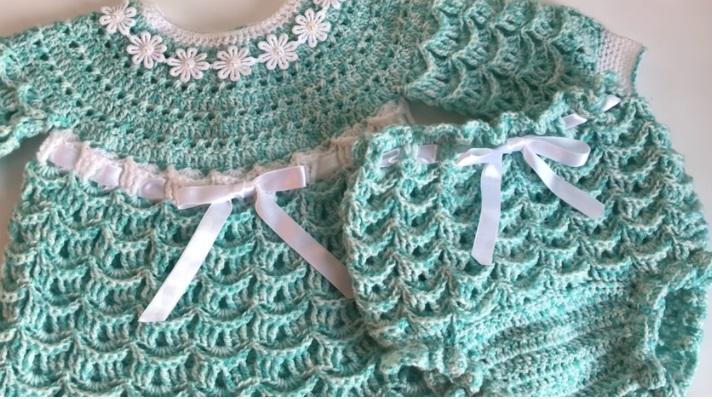 Calcinha Laurinha Em Crochê – Material e Vídeo