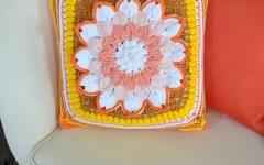 Almofada Big Flor – Material e Receita