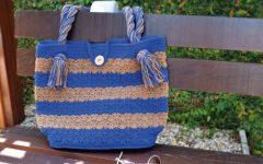 Bolsa Royal Em Crochê – Material e Receita