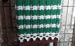 Capa Para Cadeira Em Crochê – Material e Vídeo