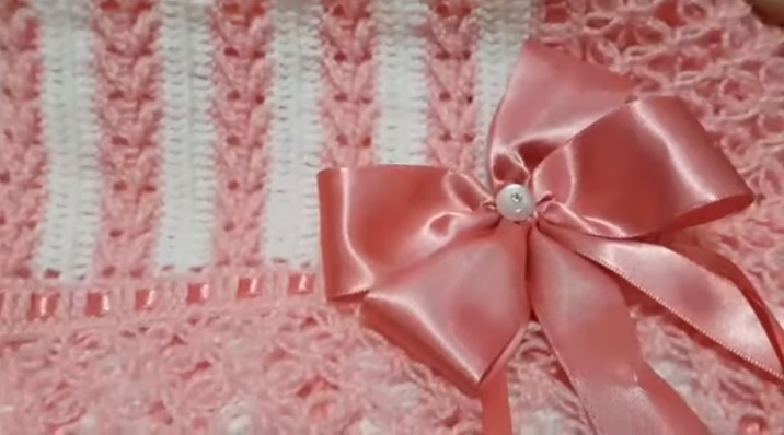 Manta Segredo Para Bebê Em Crochê- Material e Vídeo