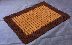 Tapete Mega Fácil Em Crochê – Material e Vídeo