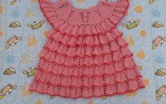 Vestido Para Criança Em Crochê – Material e Vídeo
