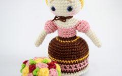 Amigurumi Frida Oktoberfest Em Crochê- Material e Receita