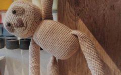 Amigurumi Bicho Preguiça Em Crochê – Material e Receita