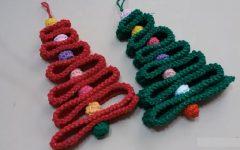 Arvore de Natal Em Crochê – Material e Vídeo