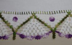 Bico Para Toalhas Em Crochê– Material e Receita