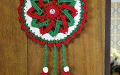 Guirlanda Noel Em Crochê – Material e Receita