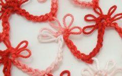 Ponto Flores Com Caneta Em Crochê– Material e Receita