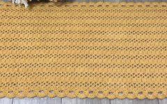 Tapete Simples Em Crochê– Material e Receita