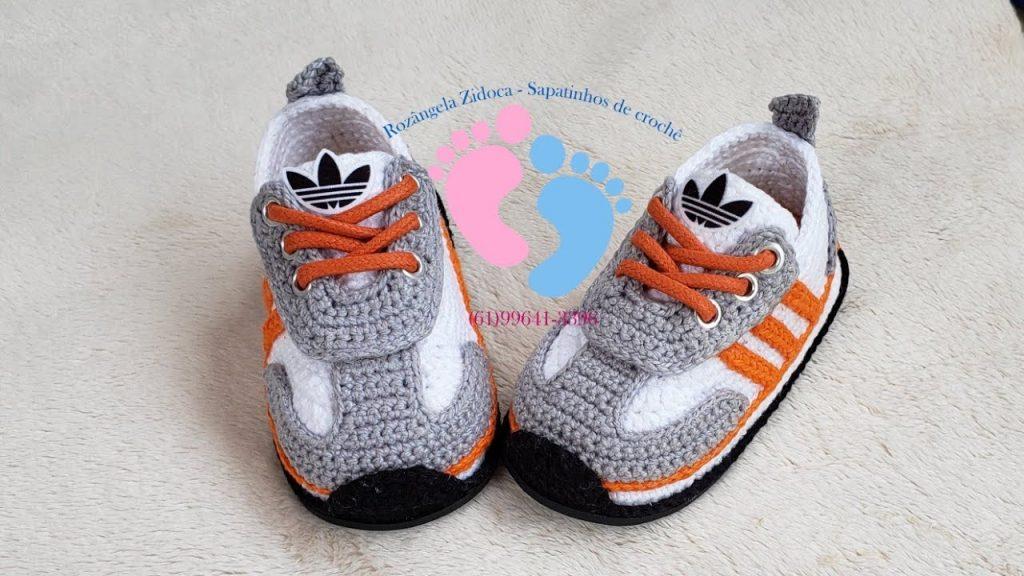 Tênis Crochê Adidas